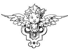 Cherub Clipart - Design Image Source