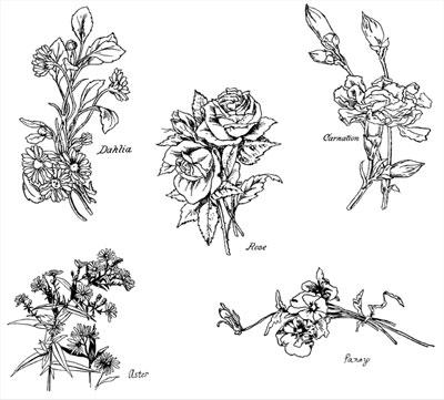 Flower Clipart Images - Design Image Source