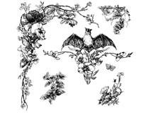 Floral Decorative Clip Art