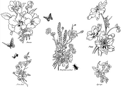 Flower Images Clipart
