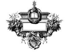 Ornate Rectangular Banner Image