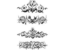 Decorative Dividers Clip Art