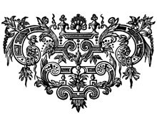 Vintage Ornamental Design