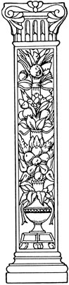Decorative Column Design