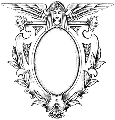 Oval Picture Frame Clip Art - Design Image Source
