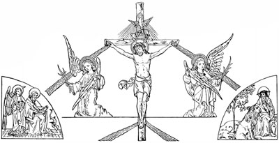 Jesus Cross Design