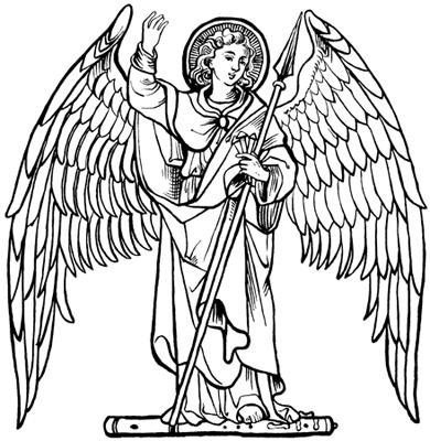 Vintage Angel Design