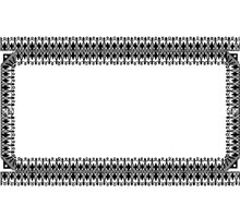 Art Deco Clip Art Frame
