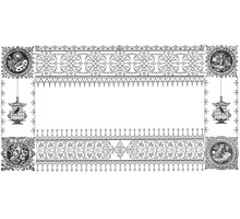 Decorative Vintage Clipart Frame
