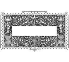 Ornamental Frame Clip Art