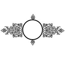 Round Clipart Frame